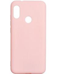 Чохол Soft Touch Xiaomi Mi A2 (рожевий)