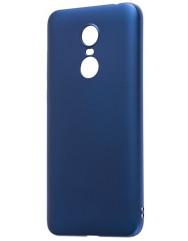 Чохол SoftTouch Xiaomi Redmi 5 Plus (синій)