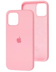 Чехол Silicone Case Iphone 12 Mini (розовый)