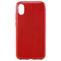 Чехол Shine Xiaomi Redmi 7a (красный)