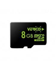 Карта памяти micro SD 8gb (10cl) Verico