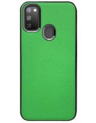 Чохол Epic Vivi шкіра Samsung Galaxy M21/M30s (зелений)