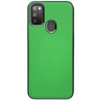 Чехол Epic Vivi кожа Samsung Galaxy M30S (зеленый)