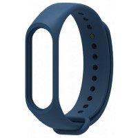 Ремешок для Xiaomi Band 3/4 (Blue Cobalt)