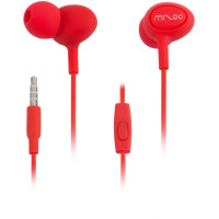 Вакуумные наушники-гарнитура Mizoo G10 (красный)