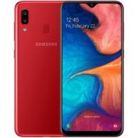 Samsung A205F-DS Galaxy A20 3/32 (Red) EU - Международная версия