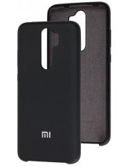 Чехол Silky Xiaomi Redmi Note 8 Pro (черный)