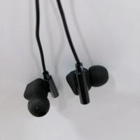 Вакуумные наушники-гарнитура Konfulon IN18 (Black)