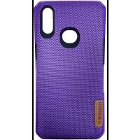 Чехол SPIGEN GRID Samsung Galaxy A20/A30 (фиолетовый)