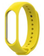 Ремешок для Xiaomi Band 3/4 (Yellow)