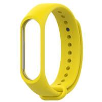 Ремешок для Xiaomi Band 3 (Yellow)