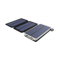 PowerBank Havit HV-H5221 Solar 10000 mAh (Black)