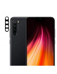 Захисне скло на камеру Xiaomi Redmi Note 8 (Black) 0.18mm