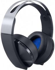 Накладні навушники Sony PS4 Wireless Stereo Headset Platinum