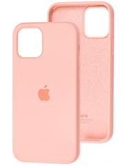 Чохол Silicone Case Iphone 12 /12 Pro (персиковий)