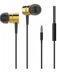 Вакуумні навушники-гарнітура Reddax RDX-908 (Gold)