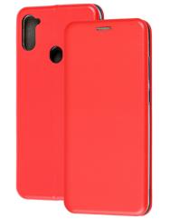 Книга Premium Samsung Galaxy A11 / M11 (червоний)