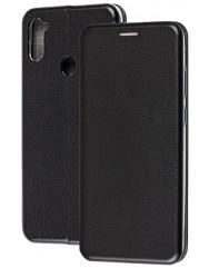 Книга Premium Samsung Galaxy A11 / M11 (черный)