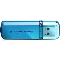 Флешка USB 2.0 Silicon Power Helios 101 64Gb (Blue)