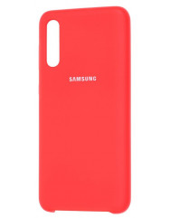 Чохол Silky Samsung Galaxy A50 / A50s / A30s (червоний)