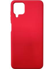 Чохол Silicone Case Samsung A12 (червоний)