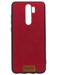 Чехол Remax Tissue Xiaomi Redmi Note 8 Pro (красный)