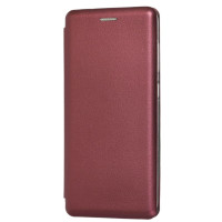 Книга Premium Samsung Galaxy A70 (бордовый)