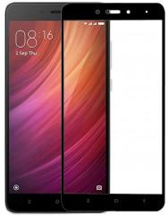Защитное стекло Xiaomi Redmi Note 4 (3D Black) 0.33mm