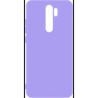 Чехол Silicone Case Lite Xiaomi Redmi Note 8 Pro (лавандовый)