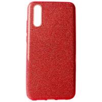 Чехол Shine Samsung A70 (красный)