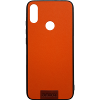 Чехол Remax Tissue Xiaomi Redmi Note 7 (оранжевый)