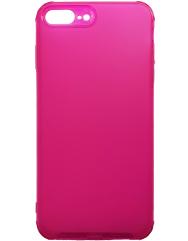 Чохол посилений матовий iPhone 7/8 Plus (малиновий)