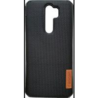Чехол SPIGEN GRID Xiaomi Redmi Note 8 Pro (черный)
