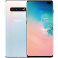 Samsung G9750 Snapdragon Galaxy S10+ 8/128GB Prism White