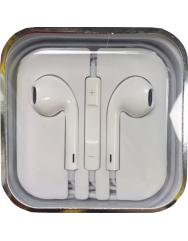 Навушники вкладиші Earpods iENERGY 6s (White)