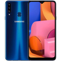 Samsung A207F Galaxy A20s 2019 3/32Gb (Blue) EU - Официальный