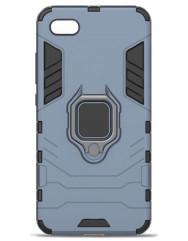 Чохол Armor + підставка iPhone 6 / 6s (сірий)