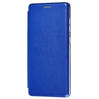 Книга Premium Samsung Galaxy A71 (синий)
