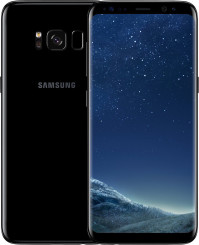 Samsung G955F-DS Galaxy S8+ 64GB Midnight Black