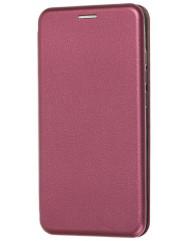 Книга Premium Xiaomi Mi Note 10/CC9 Pro (бордовий)