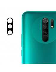 Захисне скло на камеру Xiaomi Redmi 9 (Black) 0.18mm