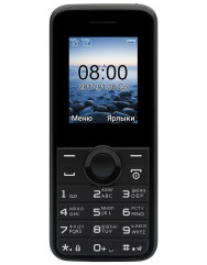 Philips E106 Xenium Dual Sim (Black)