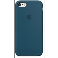 Чехол Silicone Case iPhone 6/6s (морской синий)
