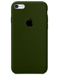 Чохол Silicone Case iPhone 6/6s (хакі)