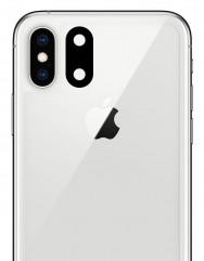 Гнучке ультратонке скло Epic на камеру Apple Iphone X / XS / Xs Max (Black)