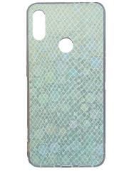 Чохол силіконовий Змія Xiaomi Redmi Note 7 (м'ятний)