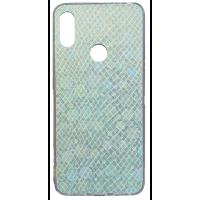 Чехол силиконовый Змея Xiaomi Redmi Note 7 (мятный)