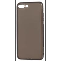 Чехол силиконовый Momo iPhone 7 (черный)