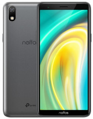 TP-Link Neffos A5 1/16GB (ТР7032A) Dual Sim (Grey) EU - Официальный