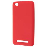 Чехол Silky Xiaomi Redmi 4a (красный)